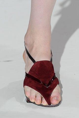 обувь без каблука от Marc Jacobs