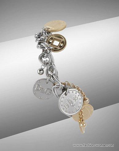 Модный браслет от Дольче и Габбана