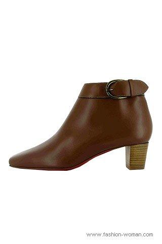 осенняя обувь от Christian Louboutin