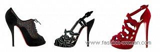 коллекция обуви осень-зима 2010-2011