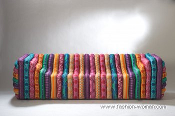 диван Bubble Sofa от Versace