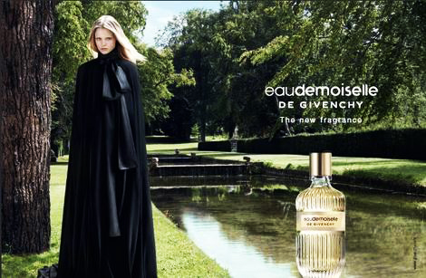 новый аромат eaudemoiselle de givenchy