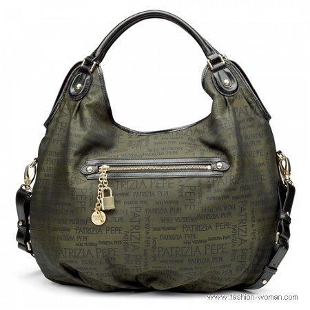 сумка-хобо осень 2010