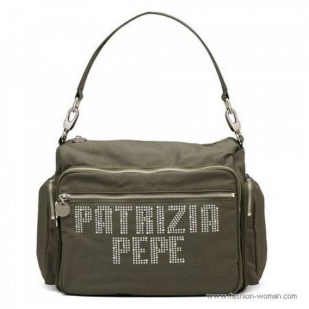 сумка от Patrizia Pepe фото