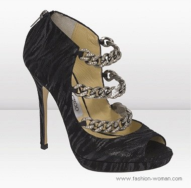 стильная обувь от Джимми Чу