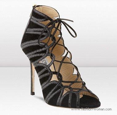 стильная обувь от Джимми Чу осень-зима 2010-20111