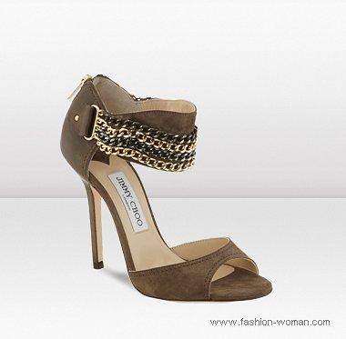 стильные туфли от Джимми Чу