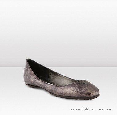 балетки из коллекции Jimmy Choo