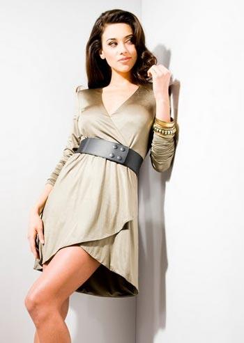 платье от сестер Кардашьян