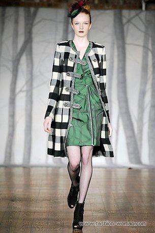 Пальто от Bensoni