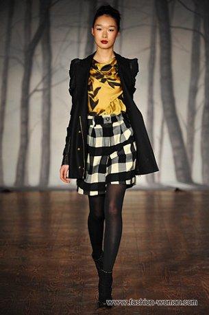 Модные шорты осень-зима 2010-2011
