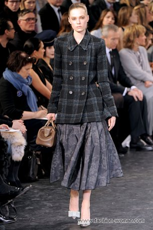 Пальто от Louis Vuitton осень-зима 2010-2011