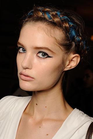 модная коса 2010