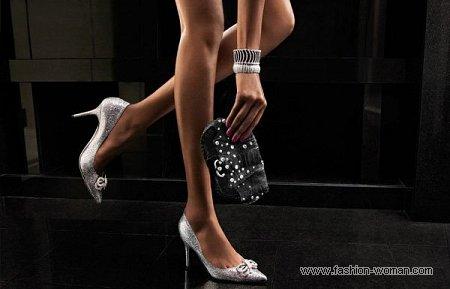 вечерние туфли от Jimmy Choo 2011