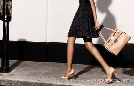модная сумка от Джимми Чу весна-лето 2011