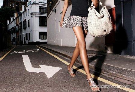 модная сандалии от Jimmy Choo