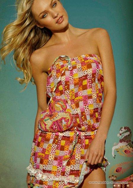 пляжная мода от Agua Bendita