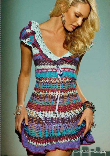 пляжная мода от Agua Bendita лето 2011