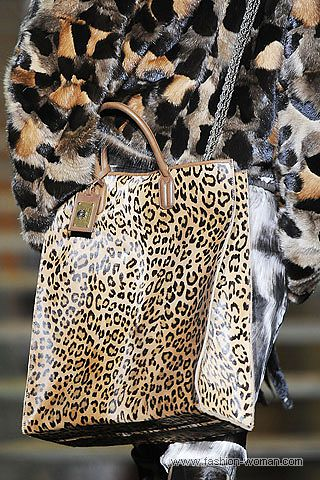 Модная сумка осень 2010