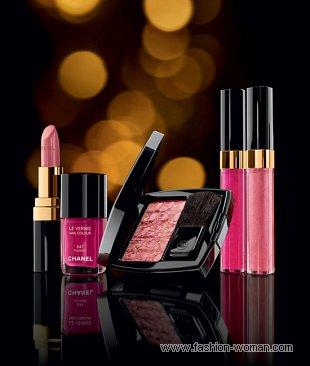 коллекция Les Tentations de Chanel Holiday 2010
