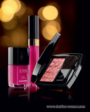 новогодний набор Les Tentations de Chanel Holiday 2010