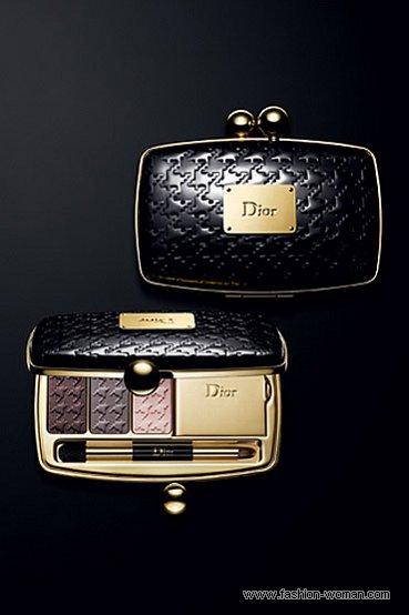 Новогодний макияж  - Minaudiere Holiday 2010 от Dior