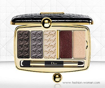 тени Dior в стильном клатче