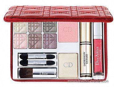 подарочный набор Dior Deluxe Travel Palette