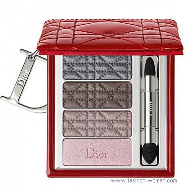 подарочный набор теней Dior