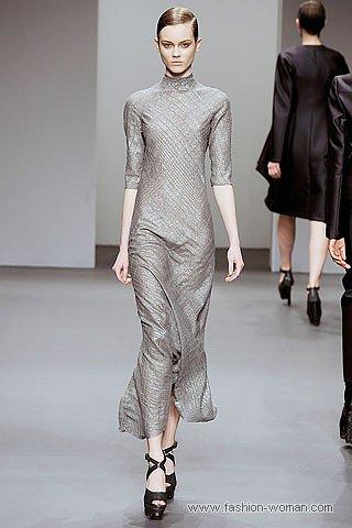 модное платье от Кельвин Кляйн