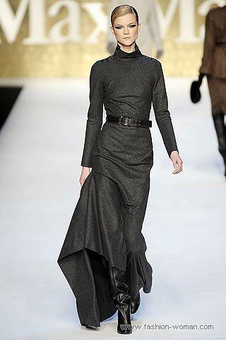 Длинное платье от Мaxmara