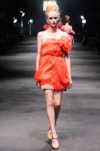 платье от Lanvin