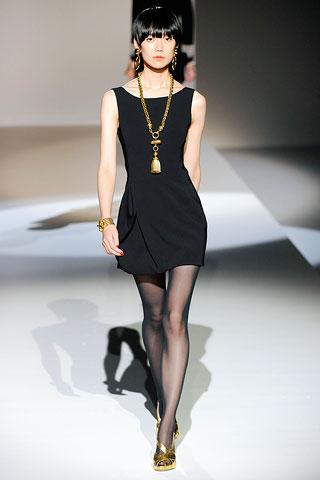 Маленькое черное платье  от Moschino