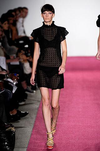 Маленькое черное платье от Ruffian