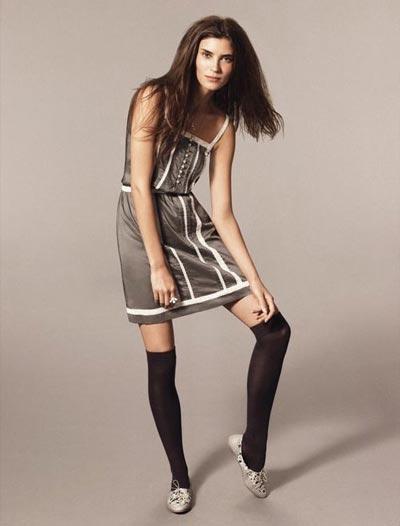 домашнее платье от Womensecret осень-зима 2010-2011