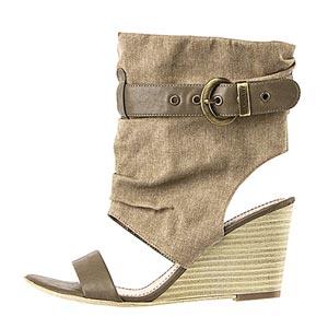 Модная обувь на танкетке Обувь на танкетке - хит сезона 2011 - такую.