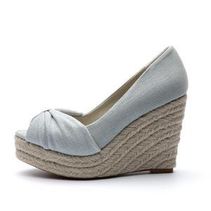 Туфли на платформе от Манго