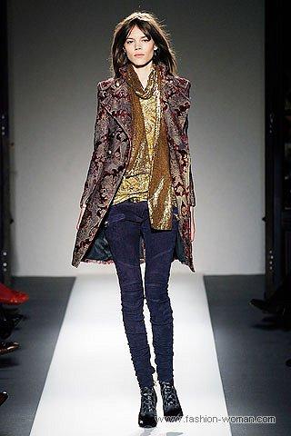 модные узкие брюки зима 2011