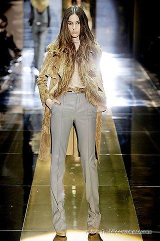 модные брюки прямые брюки