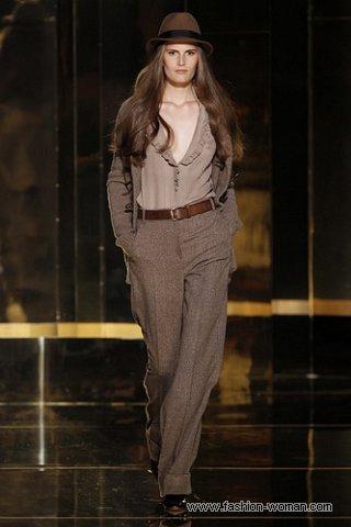 Модные брюки от Манго