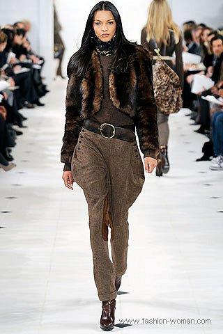 Модные Брюки-галифе