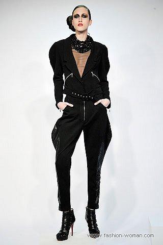 брюки-галифе