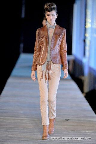 Светлые джинсы 2011