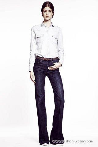 Расклешенные джинсы от Gap