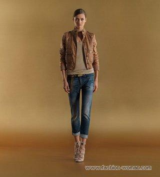Модные джинсы от Gucci