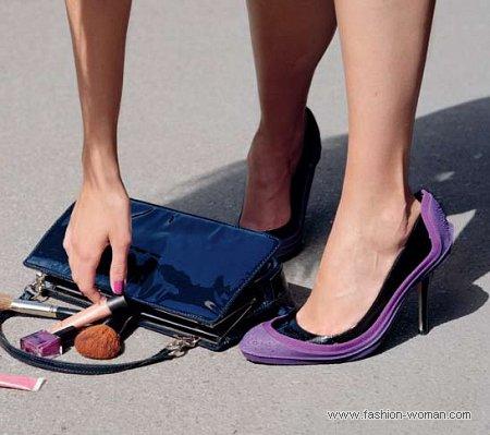 Галоши для обуви на каблуке