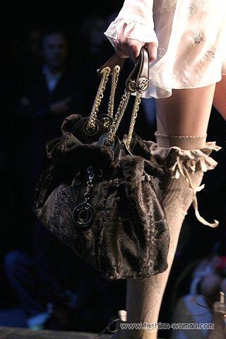 Модная сумка от Christian Dior