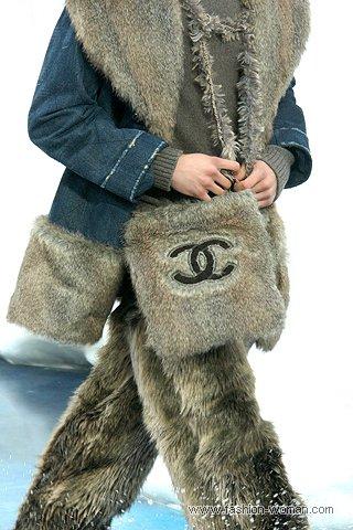 Шанель осень-зима 2010-2011