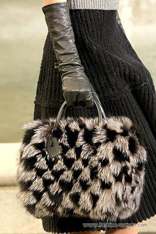 Модная сумка зима 2010-2011