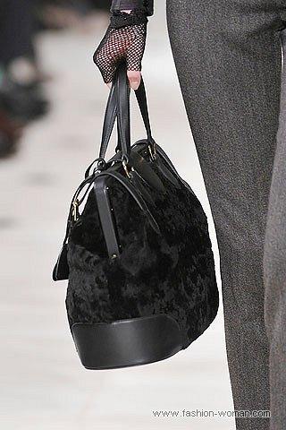 Модные сумки осень-зима 2010-2011
